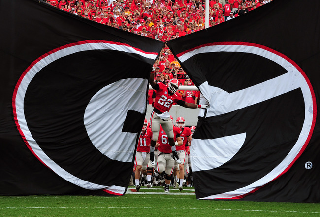Georgia Football Grading All 22 Starters from the Ole Miss Game 650x440