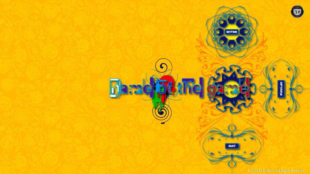 hd wallpapers abstract funky yellow 3d 1920x1080jpgw1200 1200x675