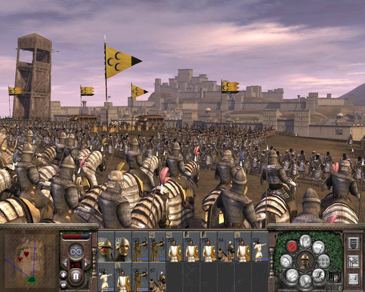 Medieval II Total War Wallpapers Screenshots 1280x1024