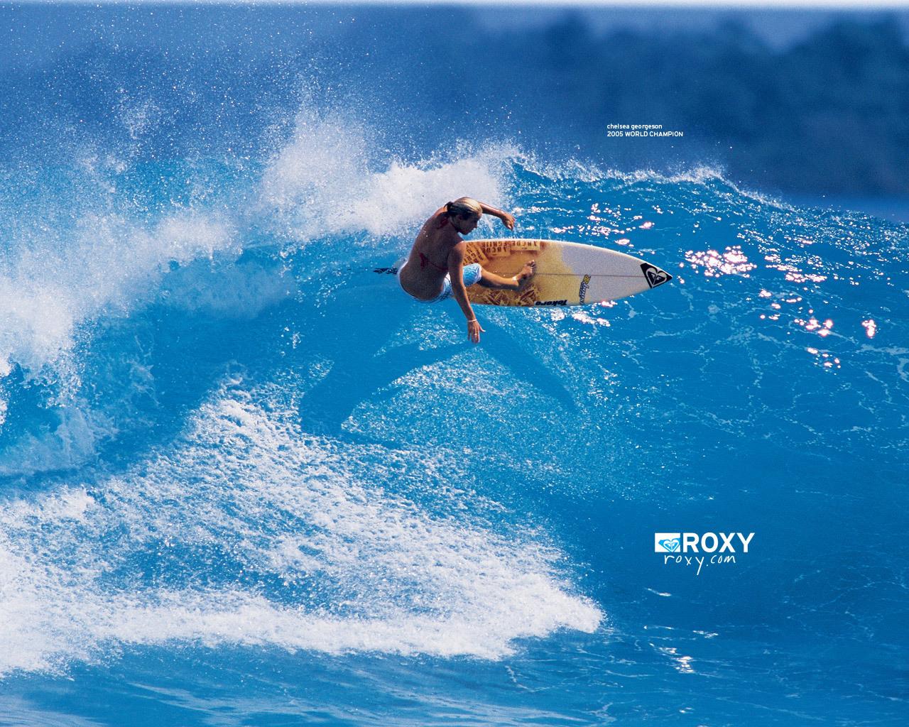 Roxy surfing   Roxy Wallpaper 921833 1280x1024