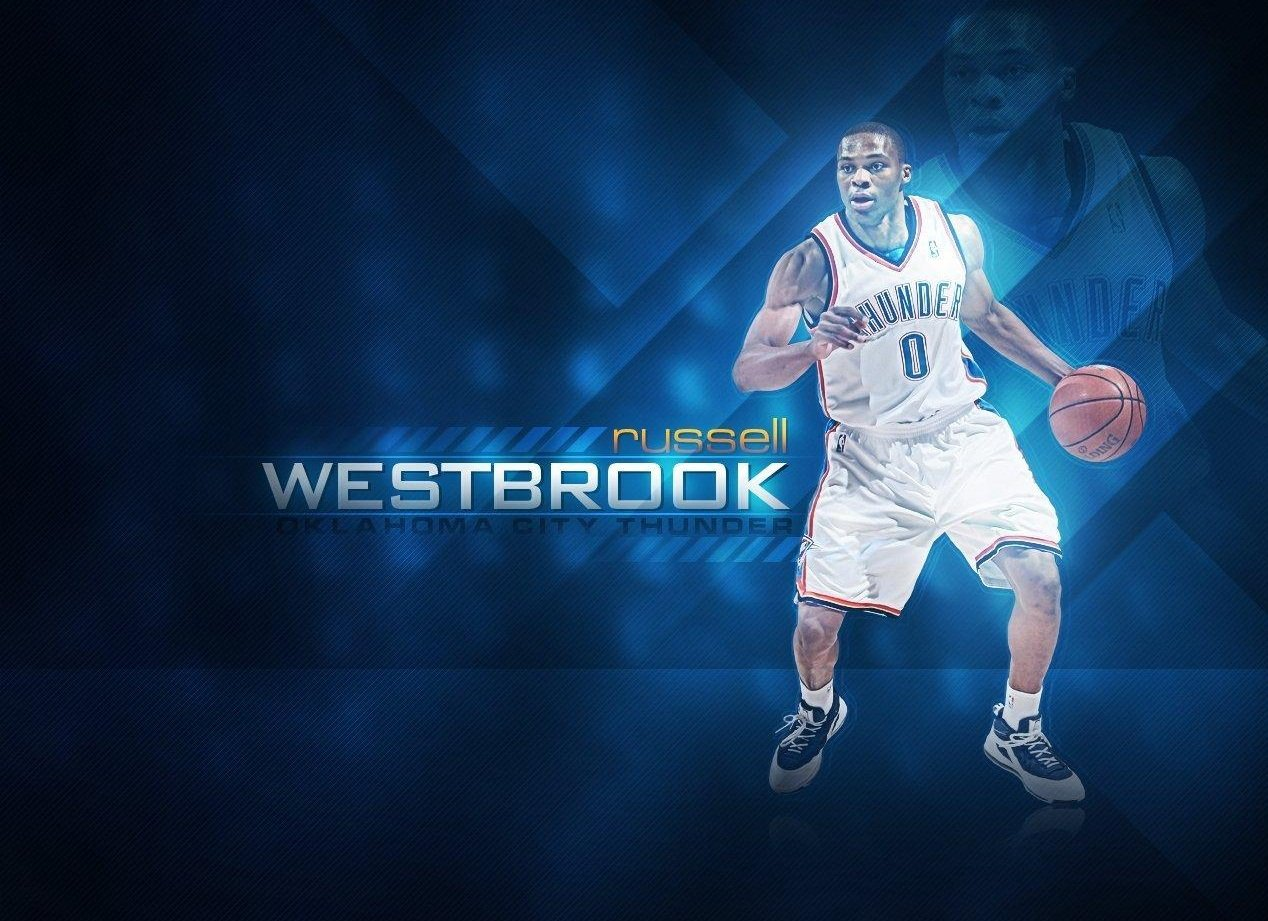 Russell westbrook wallpaper iphone wallpapersafari - Russell Westbrook Hd Wallpapers 2013