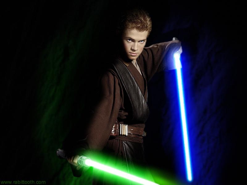 Anakin Skywalker en las Guerras Clon 800x600