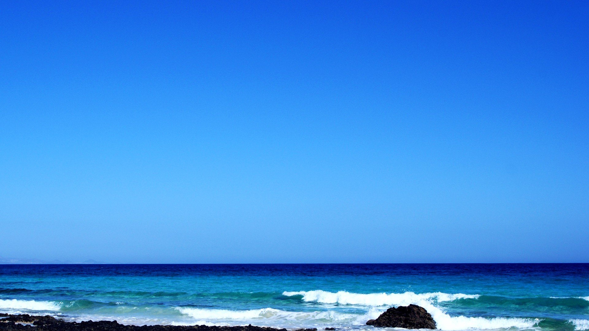 Blue Ocean Background wallpaper   1143099 1920x1080