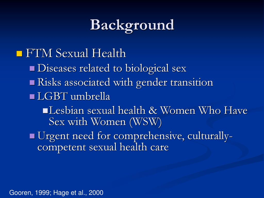 Female to Male FTM Transgender Gynecological and Sexual Health 1024x768