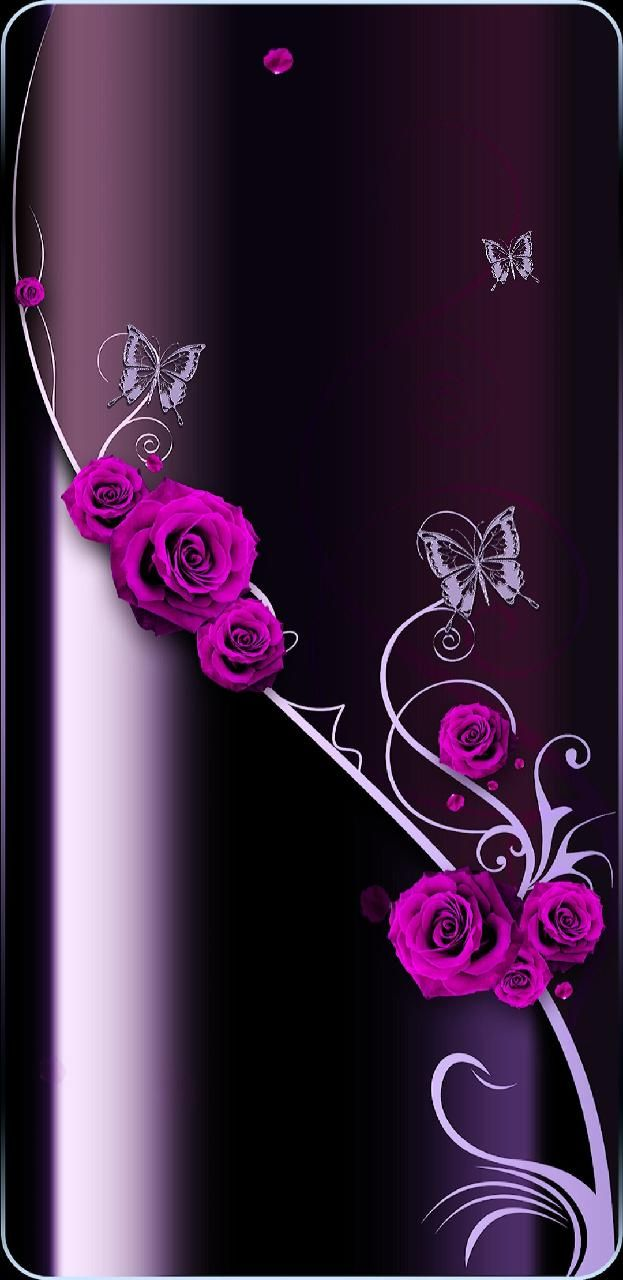 Download RoseVine Wallpaper by PrincessOfWallpapers   15   on 623x1280