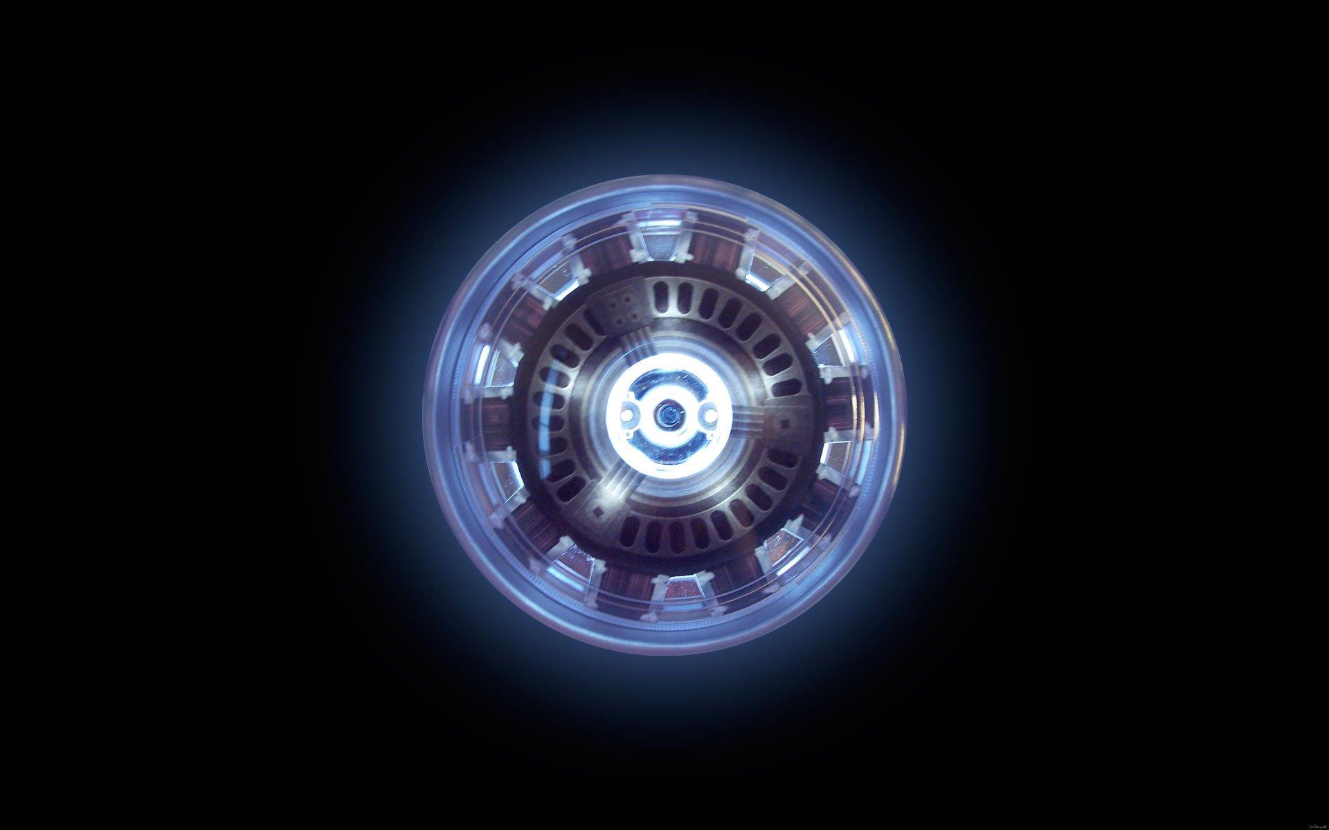 Iron Man Arc reactor wallpaper 1920x1200 254303 WallpaperUP 1920x1200