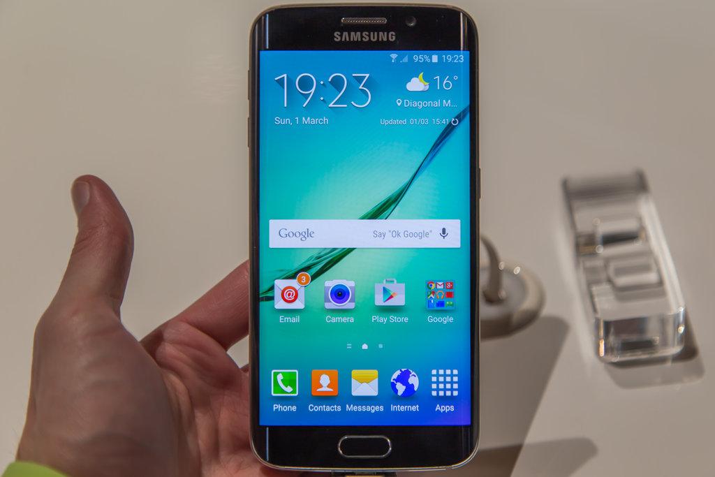 Samsung Galaxy S7 HD Wallpapers 1024x683