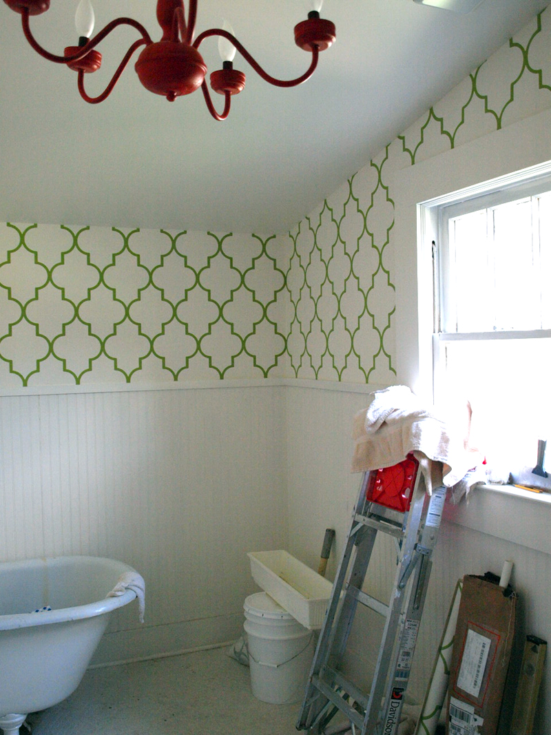 HAIRSTYLE FOOD FASHION AND ALL ENTRY Wallpaper Borders Bathroom 800x1067