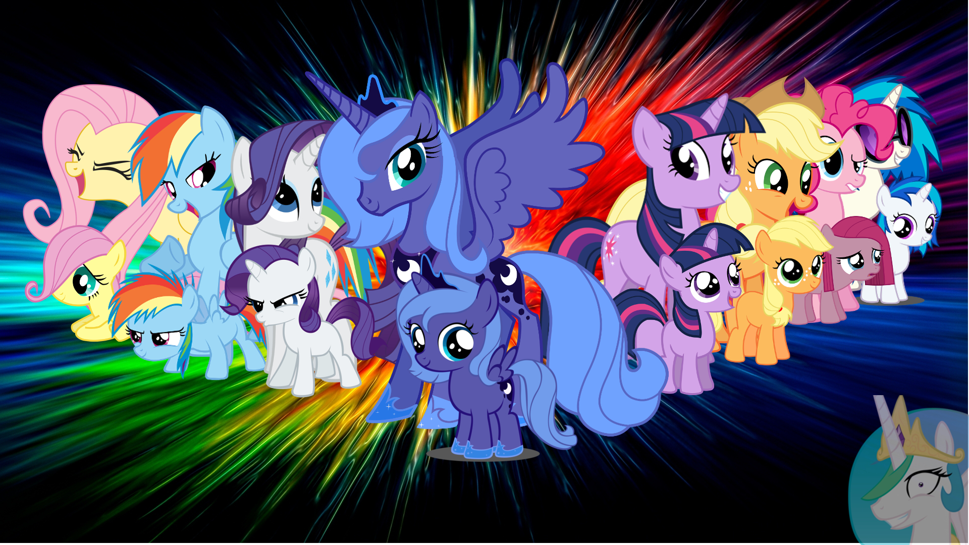 My Little Pony Friendship is Magic images My Little Pony Hd Wallpaper 1920x1080