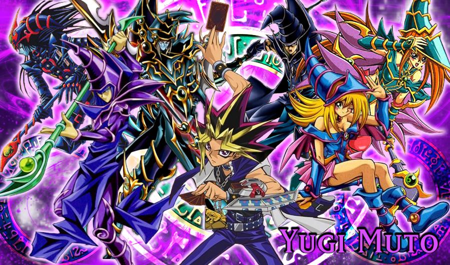 Yu Gi Oh Dark Magician Wallpaper - WallpaperSafari