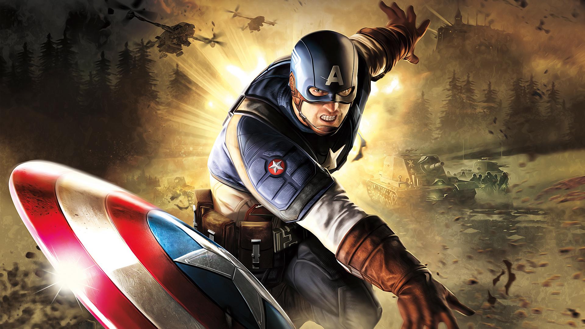 Captain America Wallpapers Best Wallpapers 1920x1080