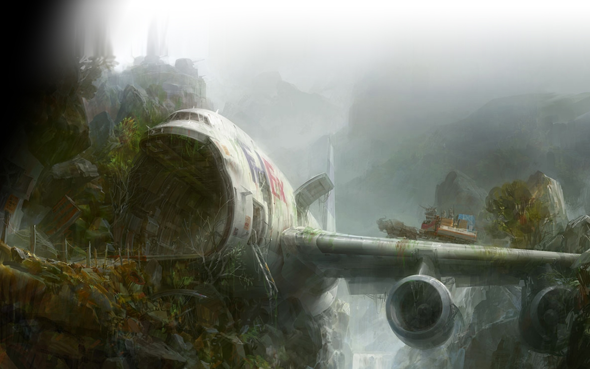 Airplane Crash Site Wallpapers Airplane Crash Site HD Wallpapers 1920x1200
