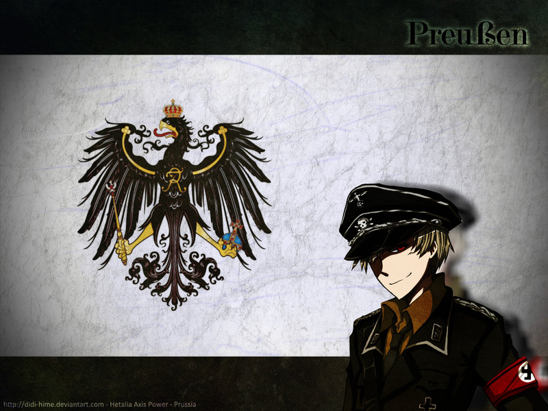 prussian prussia flag 800x600