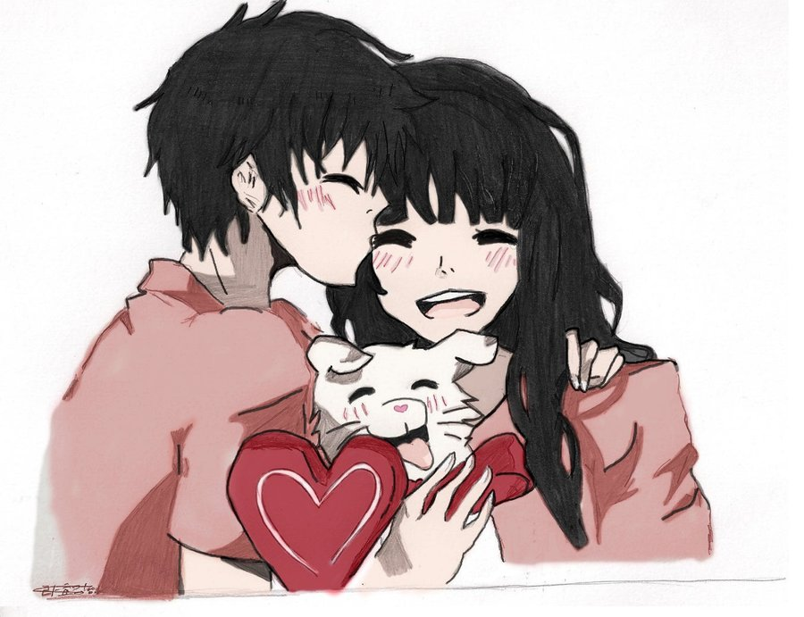 Anime Love Wallpapers 10 Wallpapers 900x691