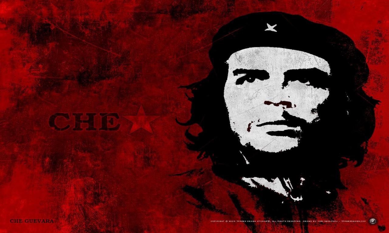 Celebrities Wallpapers Che Guevara Art Wallpaper 9946 1600x1200 1280x768