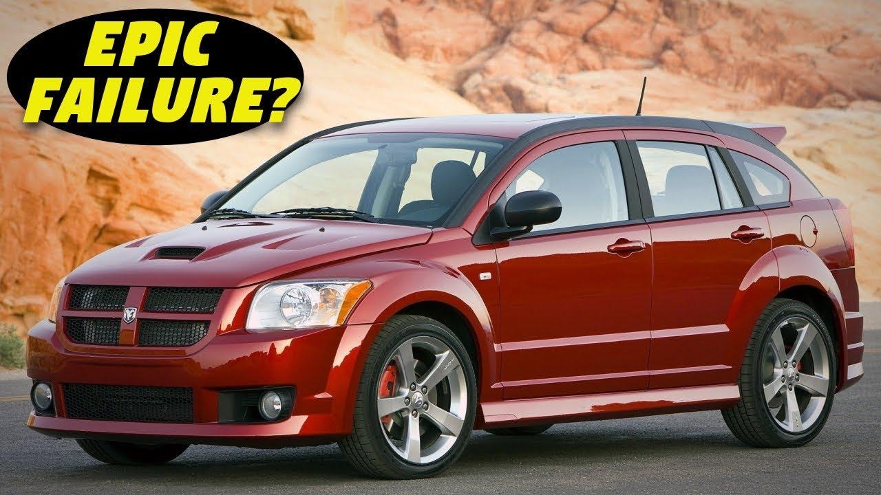 Dodge Caliber Caliber SRT4   History Major Flaws Why It Got 1280x720