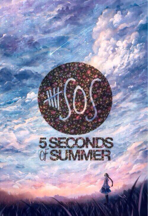 5sos logo wallpaper wallpapersafari