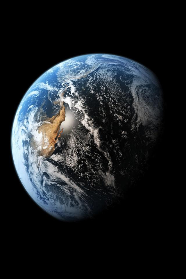 iPhone Earth Wallpaper - WallpaperSafari