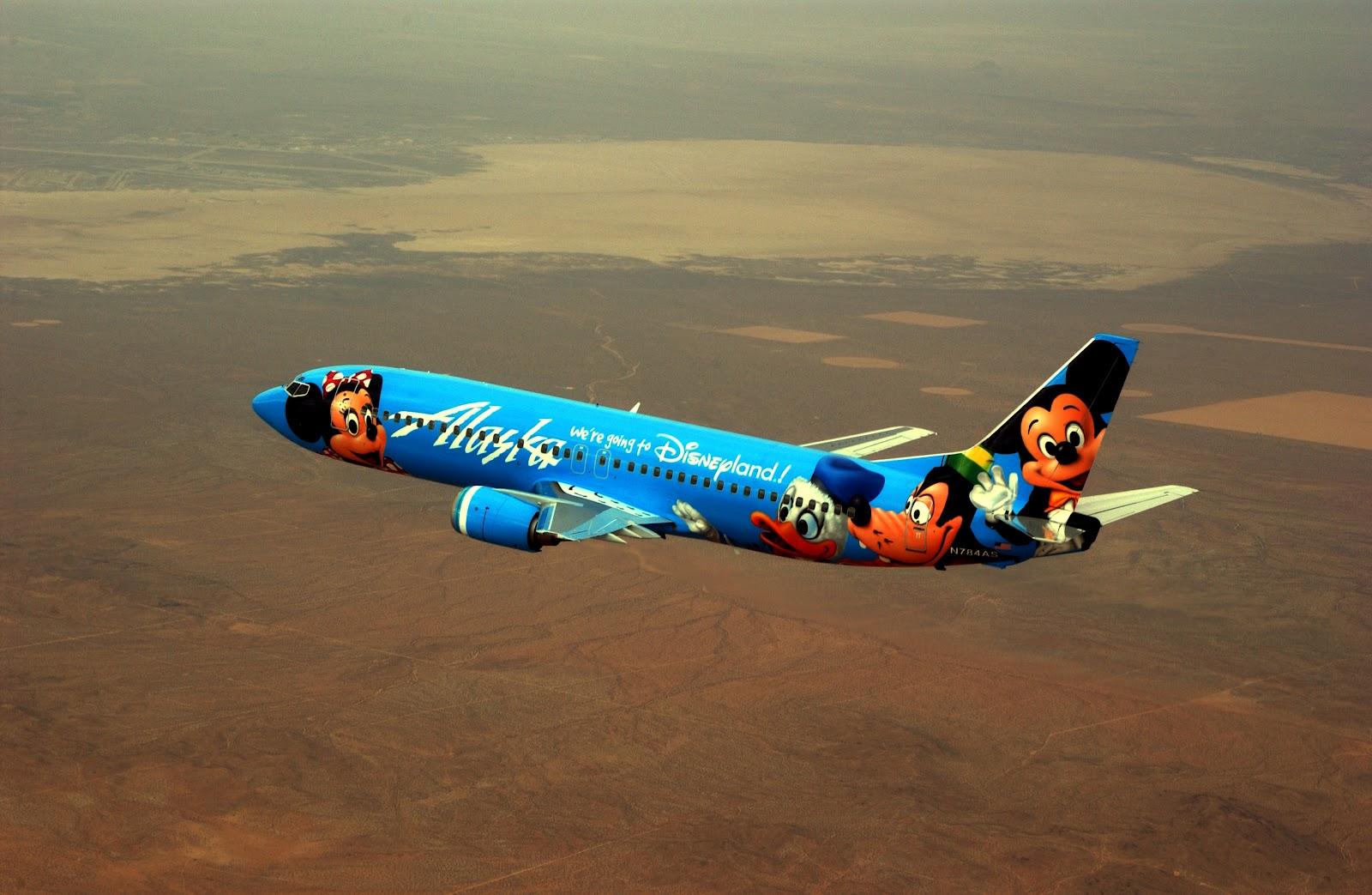Alaska Airlines Wallpaper Wallpapersafari