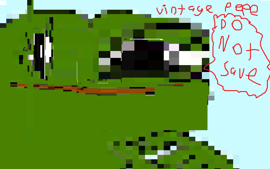 Vintage pepe bbababyyyyy by ChoccieWings 864x540