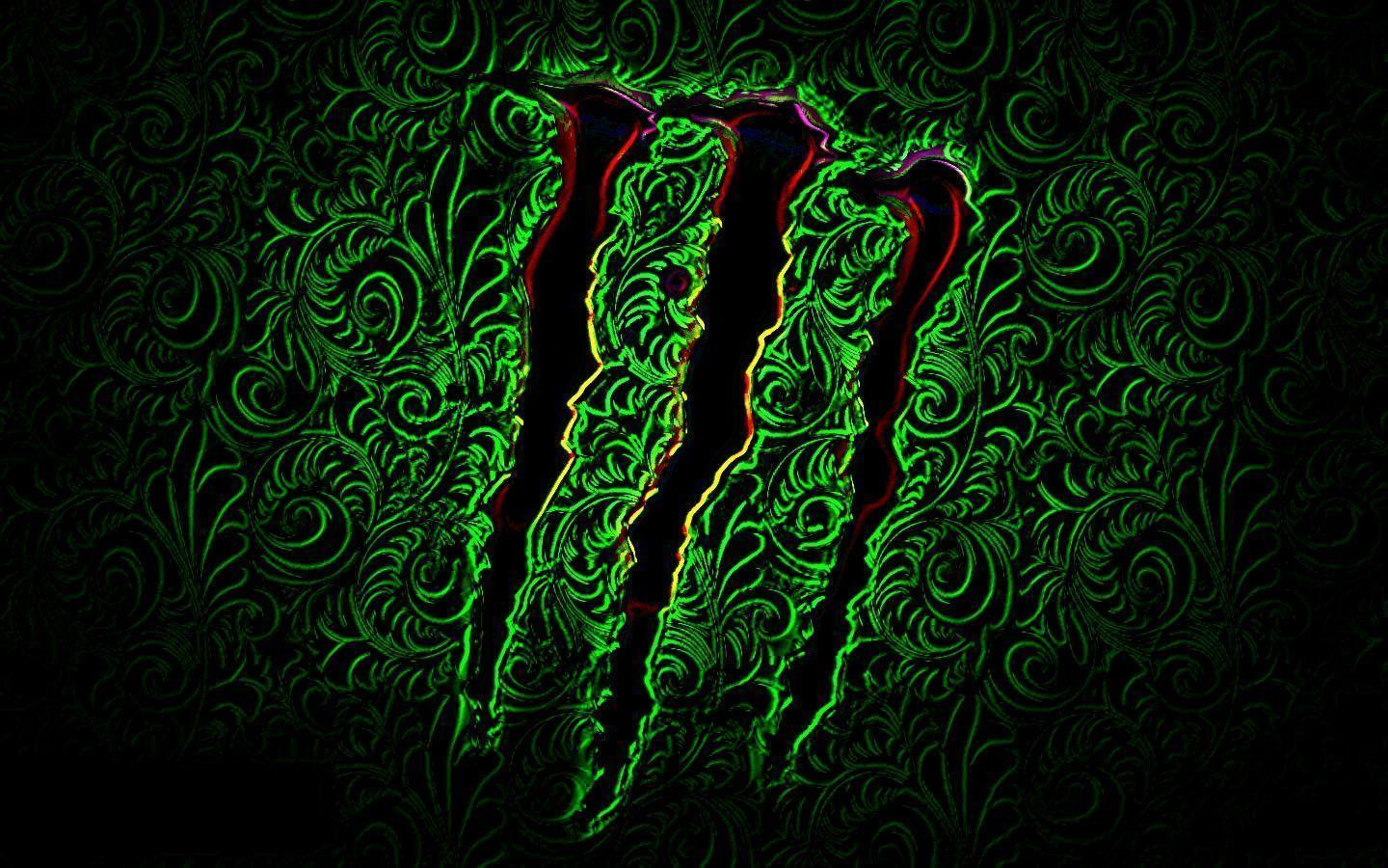 Monster Energy Logo Wallpapers 1440x900