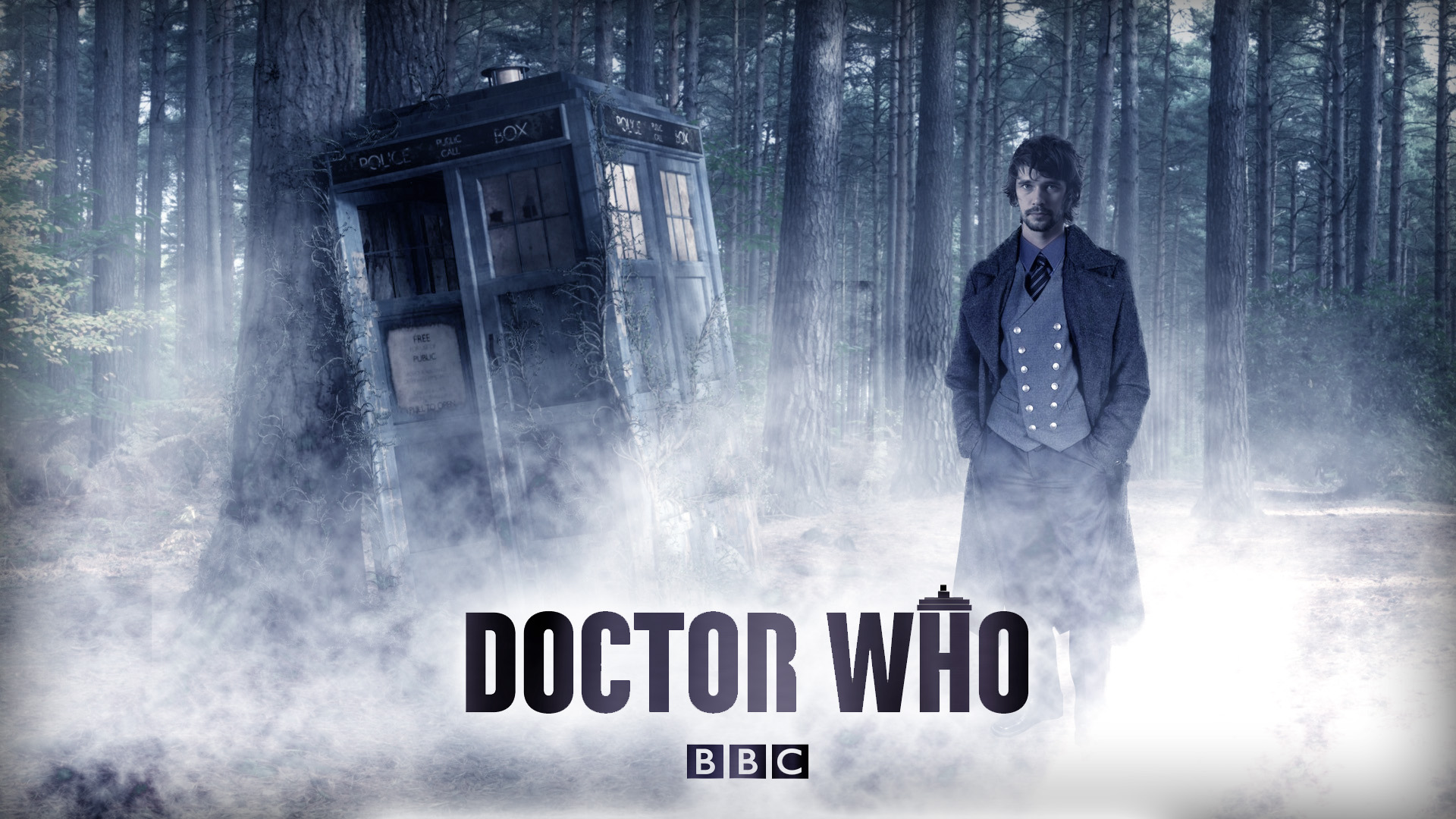 DOCTOR WHO SERIES 8 BEN WHISHAW by Umbridge1986 1920x1080