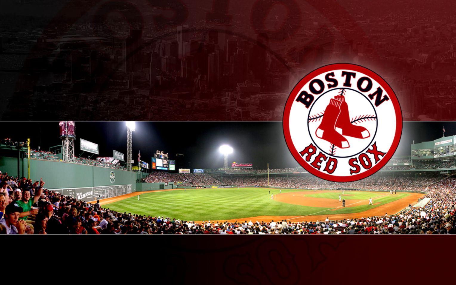 Boston Red Sox Hd Background Wallpaper Wallpapers Ninja 1528x955