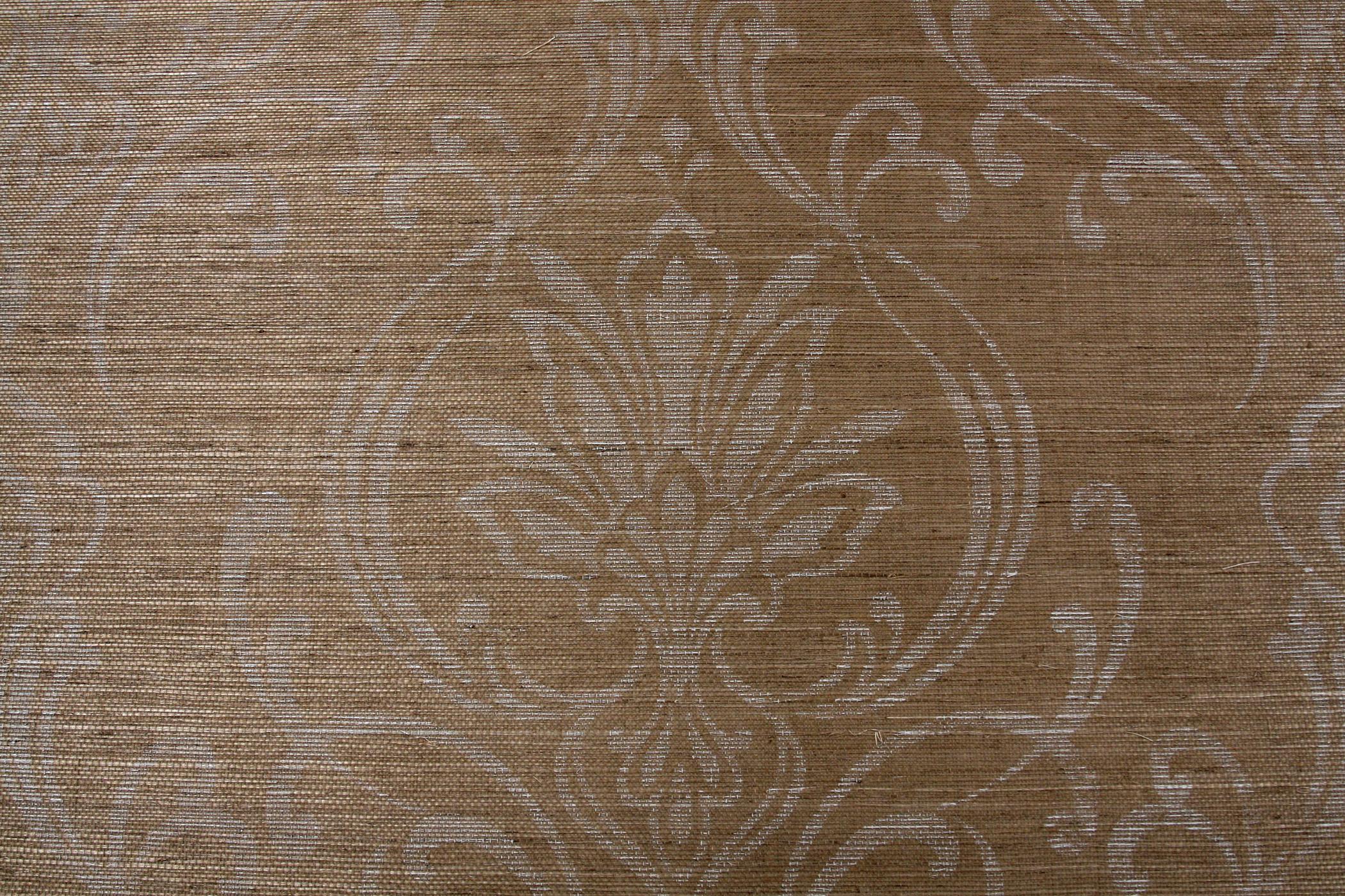 York Wallcoverings Candice Olsons Filagree on Sisal York 2100x1400