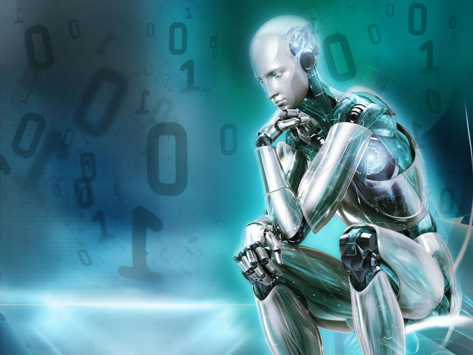 Retro Robot Wallpaper Backgrounds 1600x1200