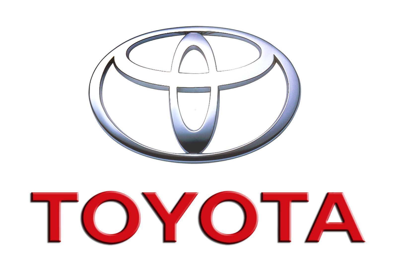 Toyota Logo Wallpapers 1600x1063