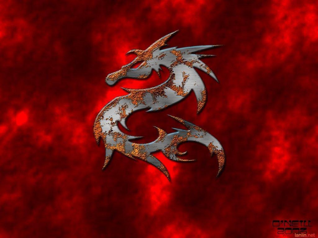 Dragons Dragon Background 1024x768