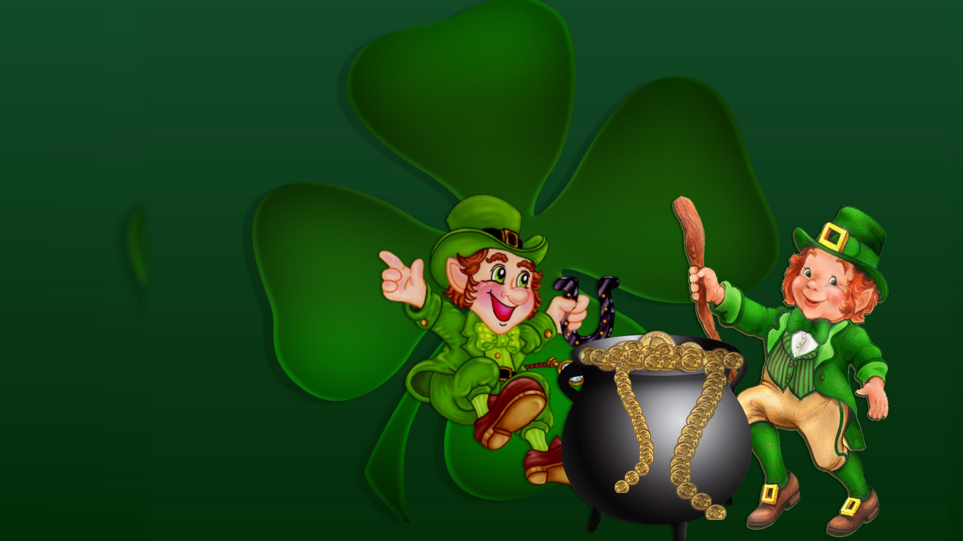 Animated St Patricks Day Wallpaper - Viewing Gallery