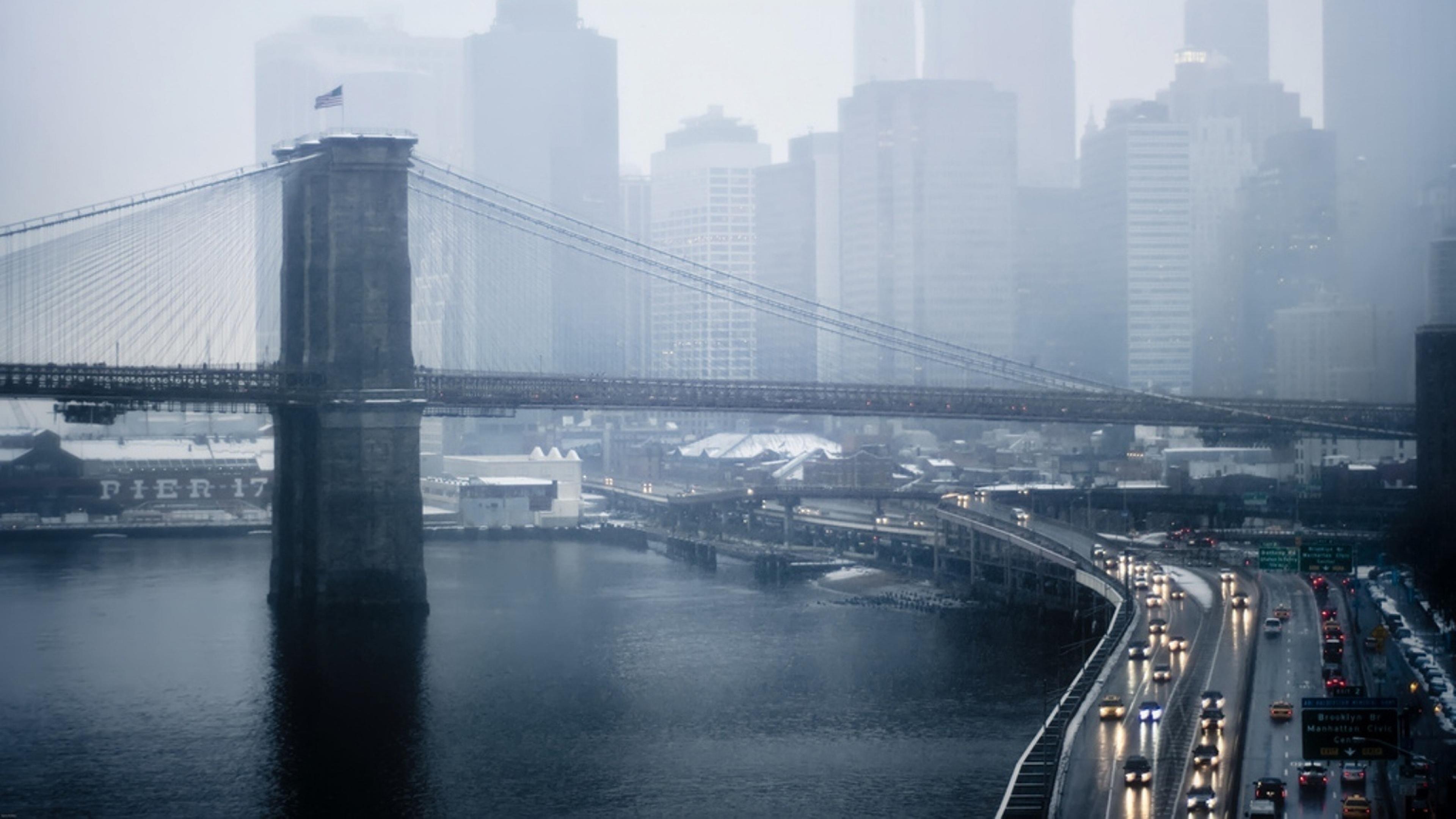 4K New York Wallpaper