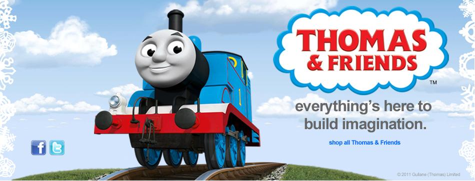 Thomas And Friends thomas 950x363