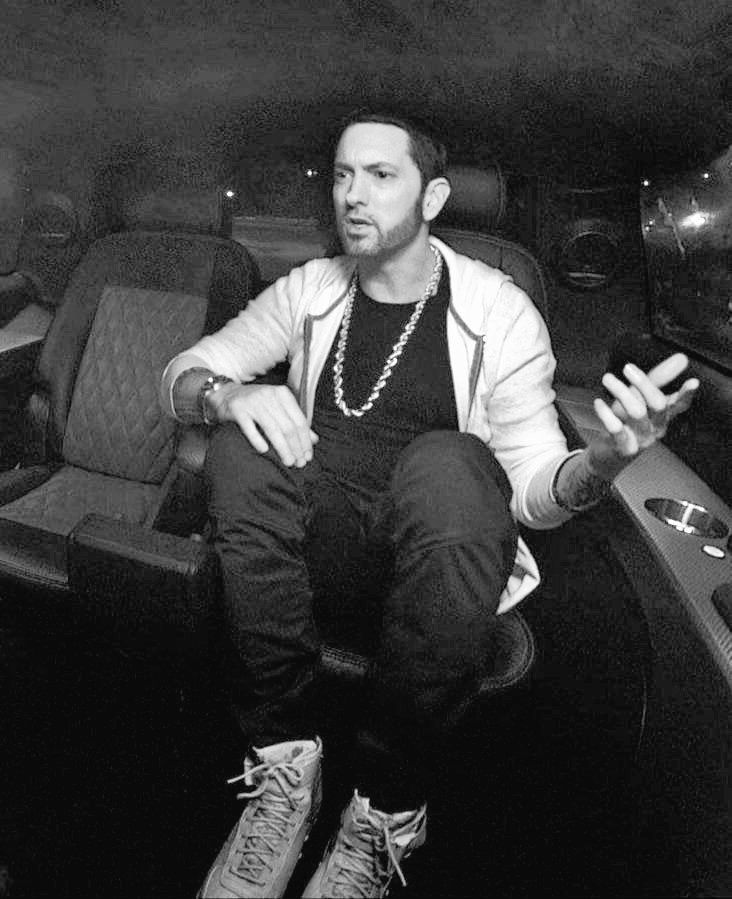 VR Experience Tour eminem in 2019 Eminem rap Eminem tour 732x899