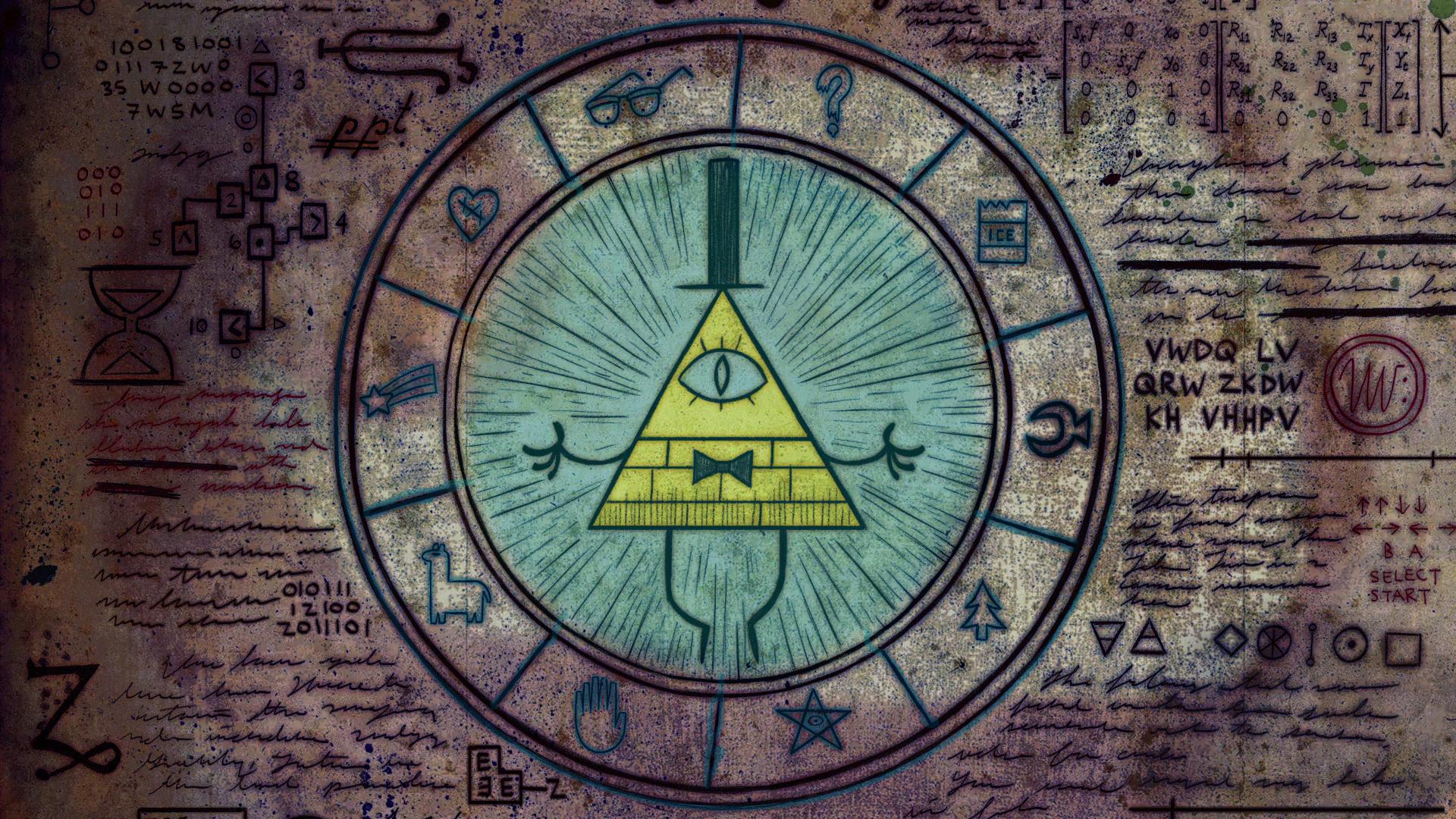Bill Cipher Wallpapers   Album on Imgur 1920x1080
