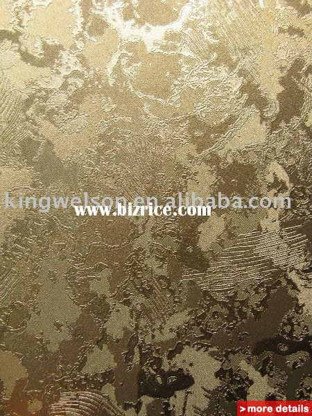 metallic wallpapermetallic wallcoveringgold foil wallpaper China 450x600