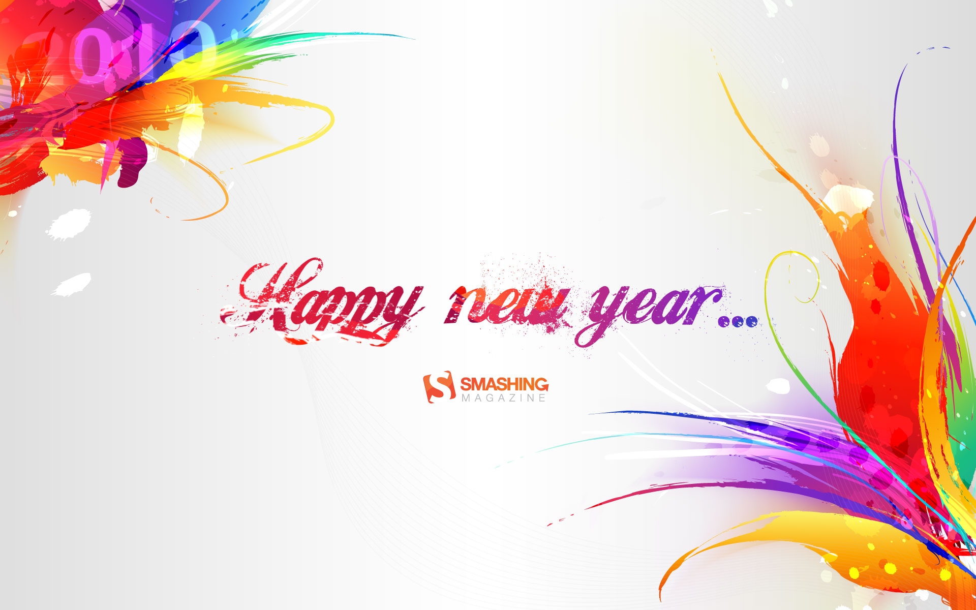 Happy New Year HD Wallpaper Happy New Year Wallpapers for Desktop 1920x1200