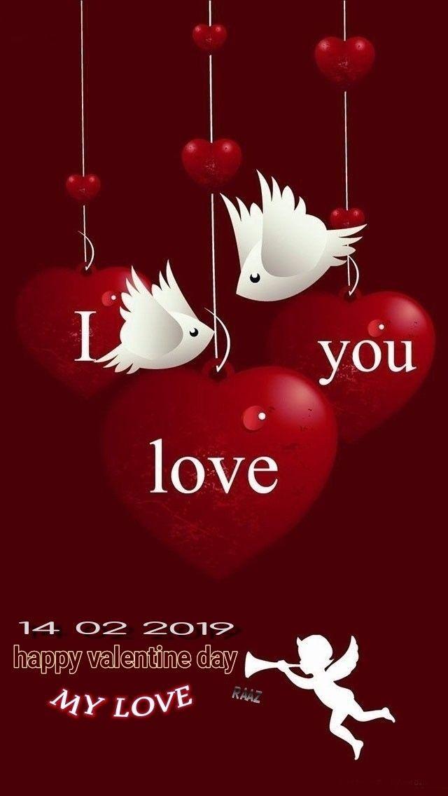 Pin by RAAZ RK on happy valentine day Happy valentines day 640x1136