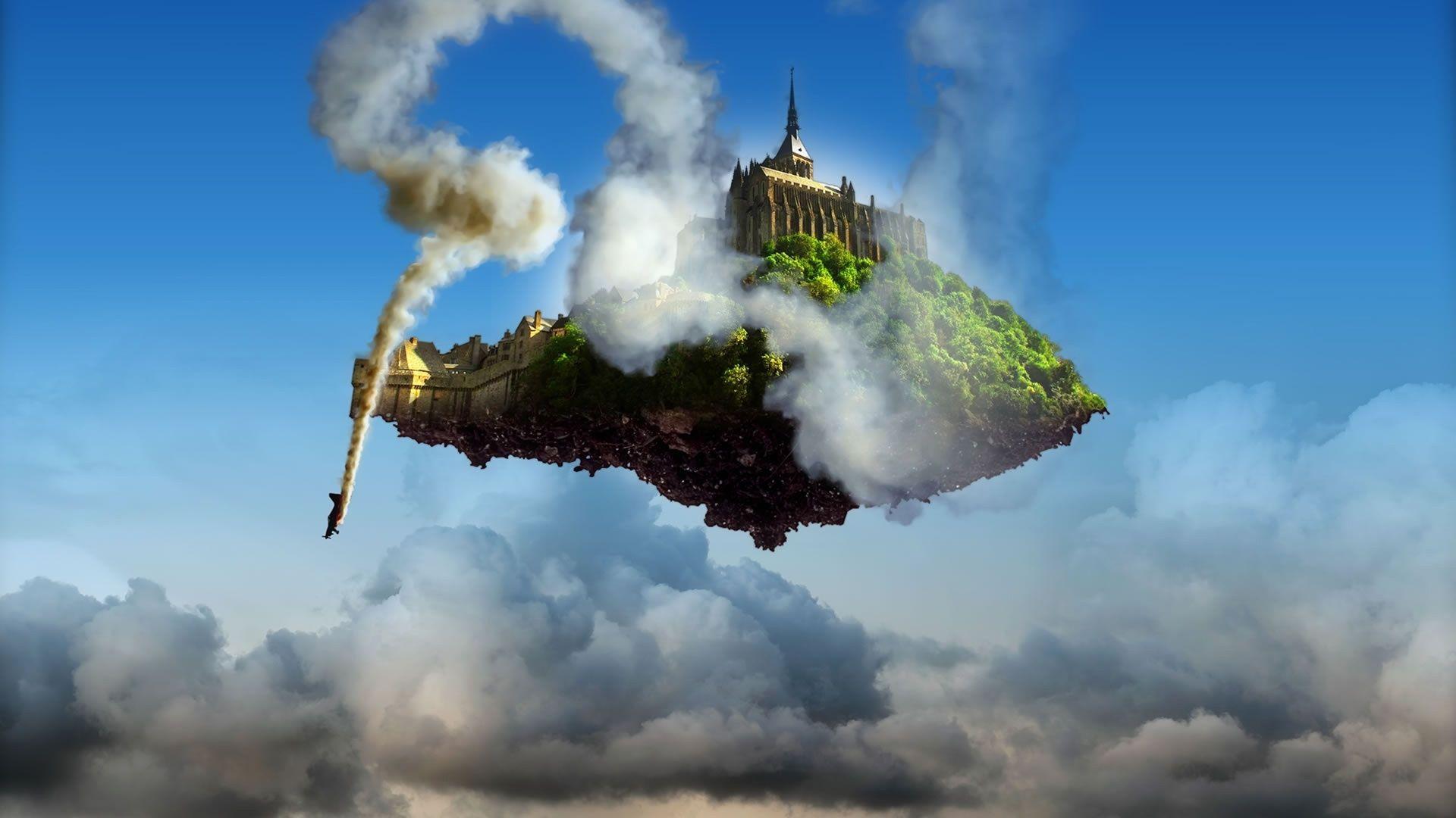 3D Landscape Amazing 3D Fantasy picture nr 60685 1920x1080