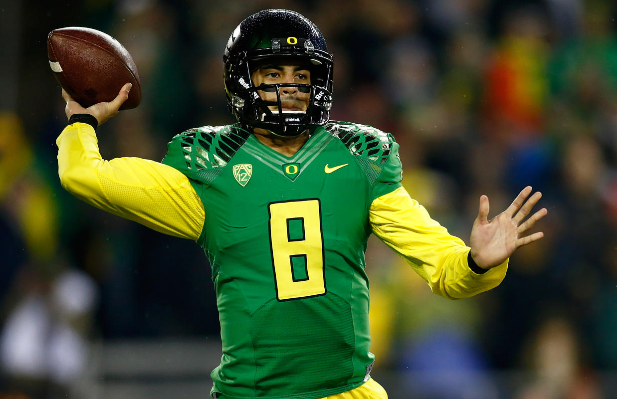 Marcus Mariota Oregon Ducks Wallpaper WallpaperSafari