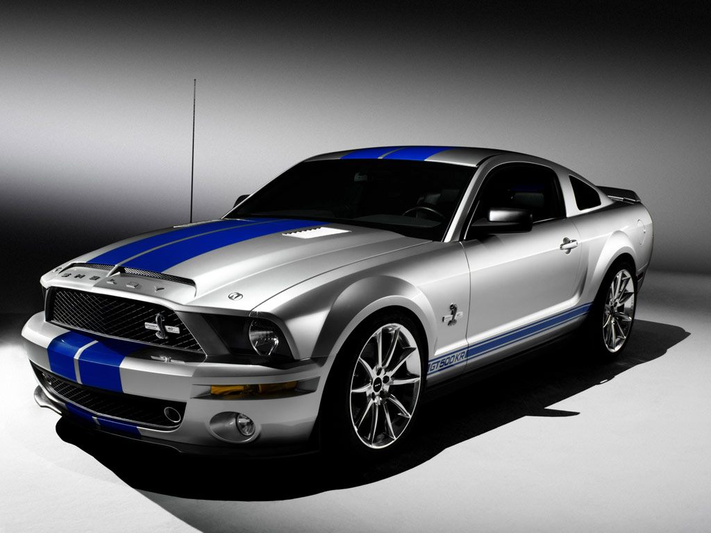 Ford gt mustang wallpaper World Of Cars 1024x768