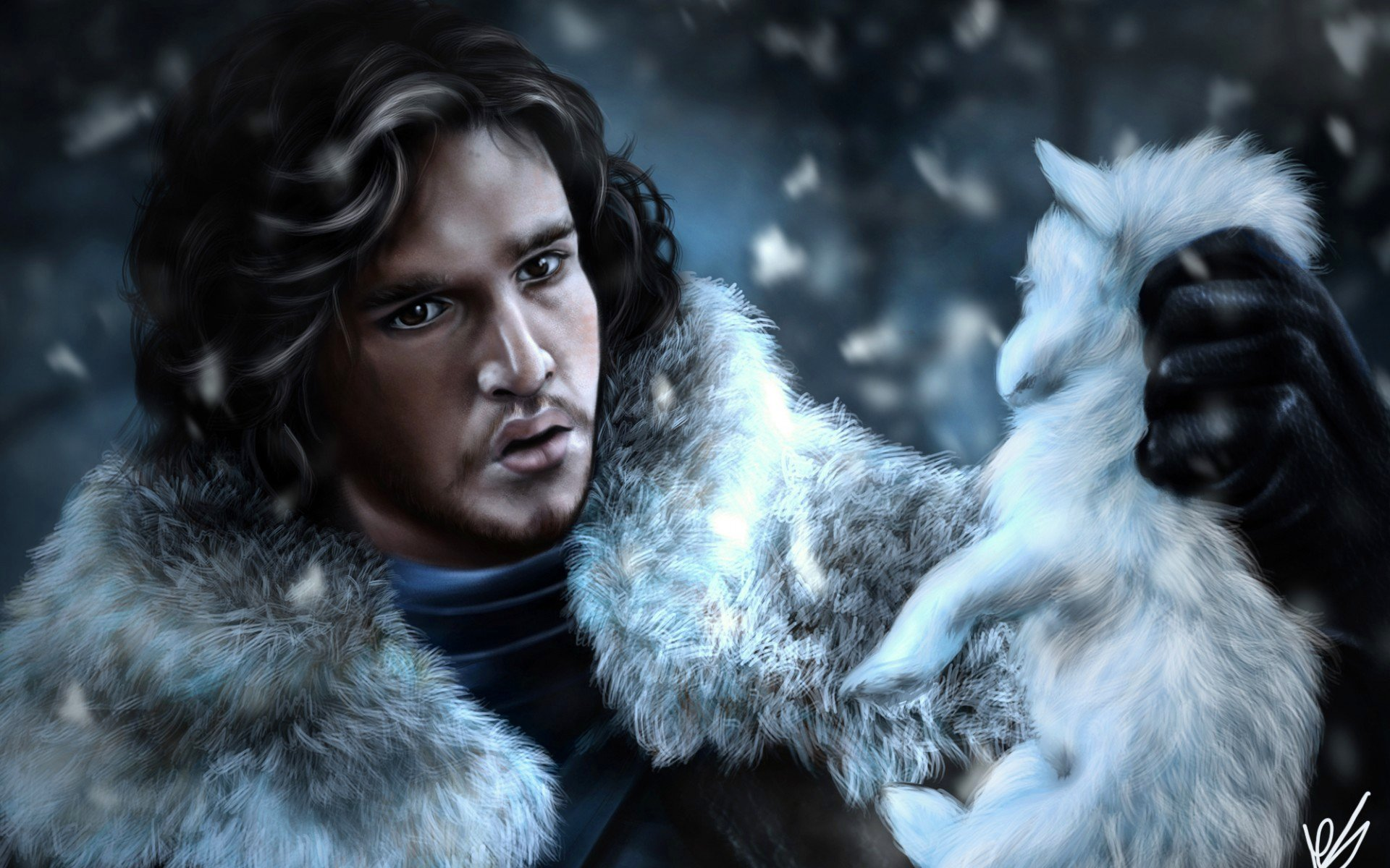 49 Jon Snow Wallpaper On Wallpapersafari