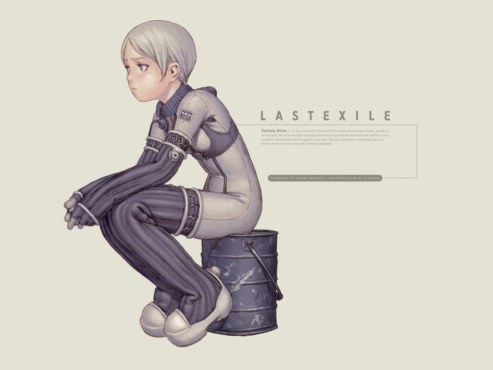 Last Exile Wallpaper and Background 1600x1200 ID28918 1600x1200
