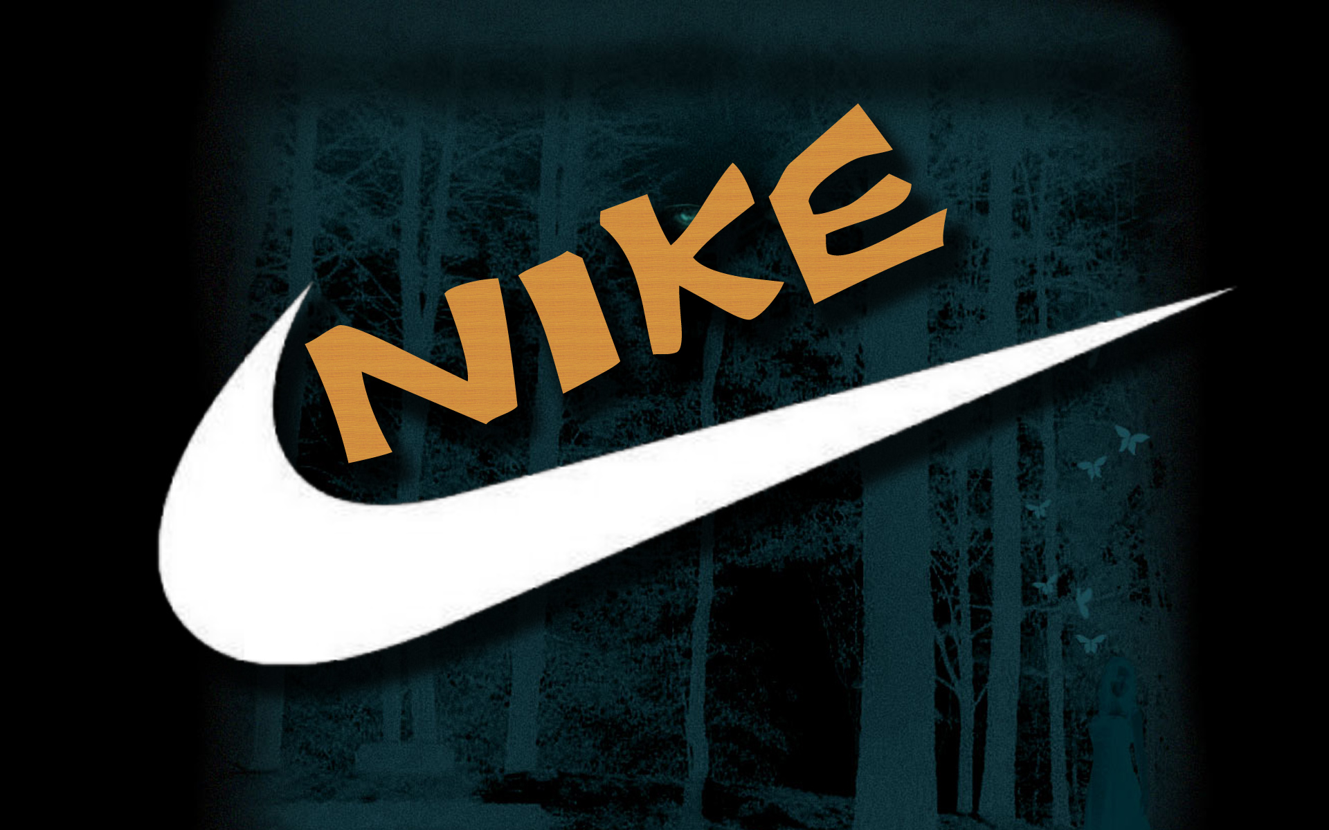 Logo nike wallpaper wallpapersafari - Nike Logo Cool Hd Wallpaper Download Wallpapers Page
