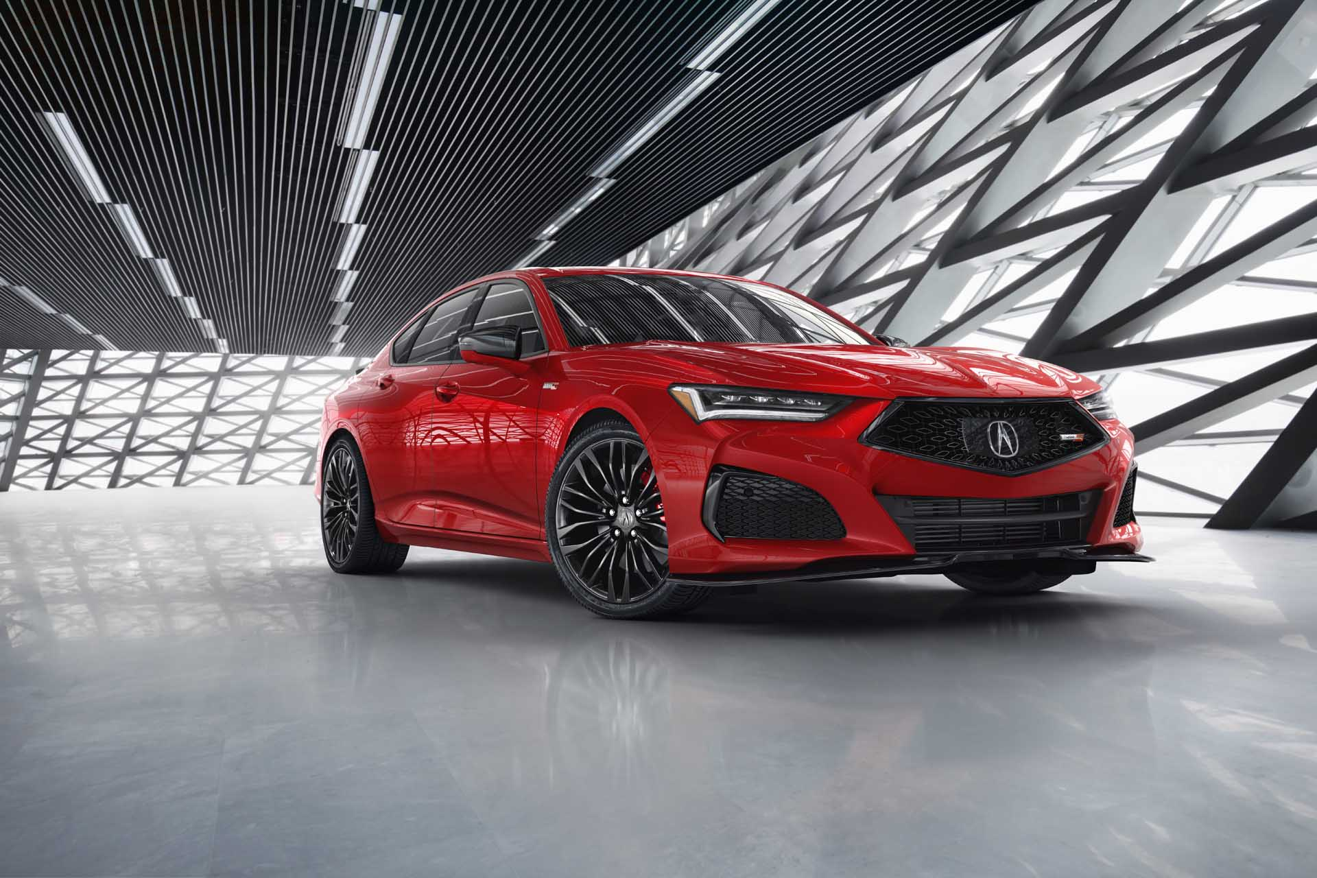 2021 Acura TLX challenges what we thought we knew about sedans 1920x1280