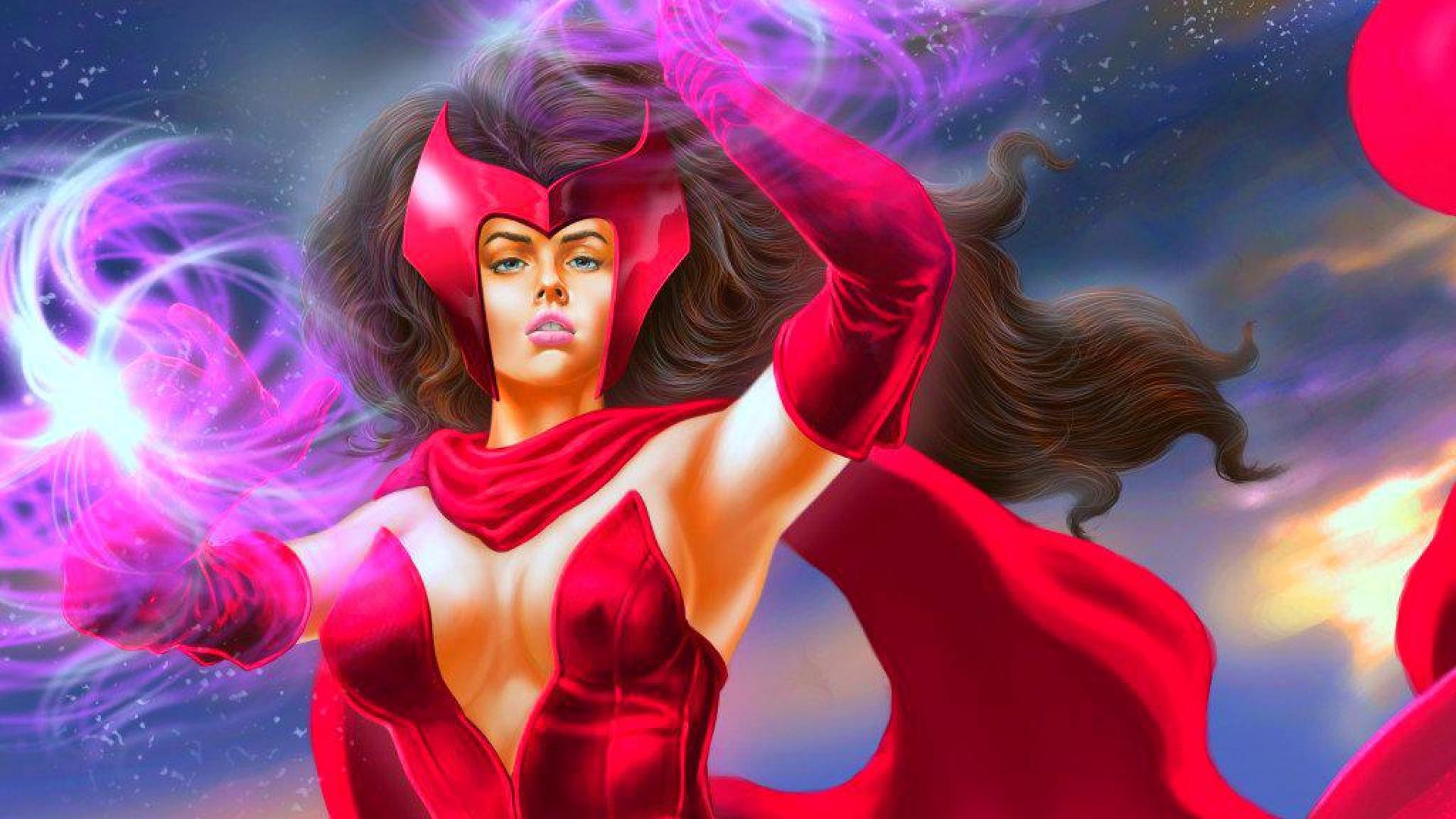 Scarlet witch   159933   High Quality and Resolution Wallpapers on 1920x1080