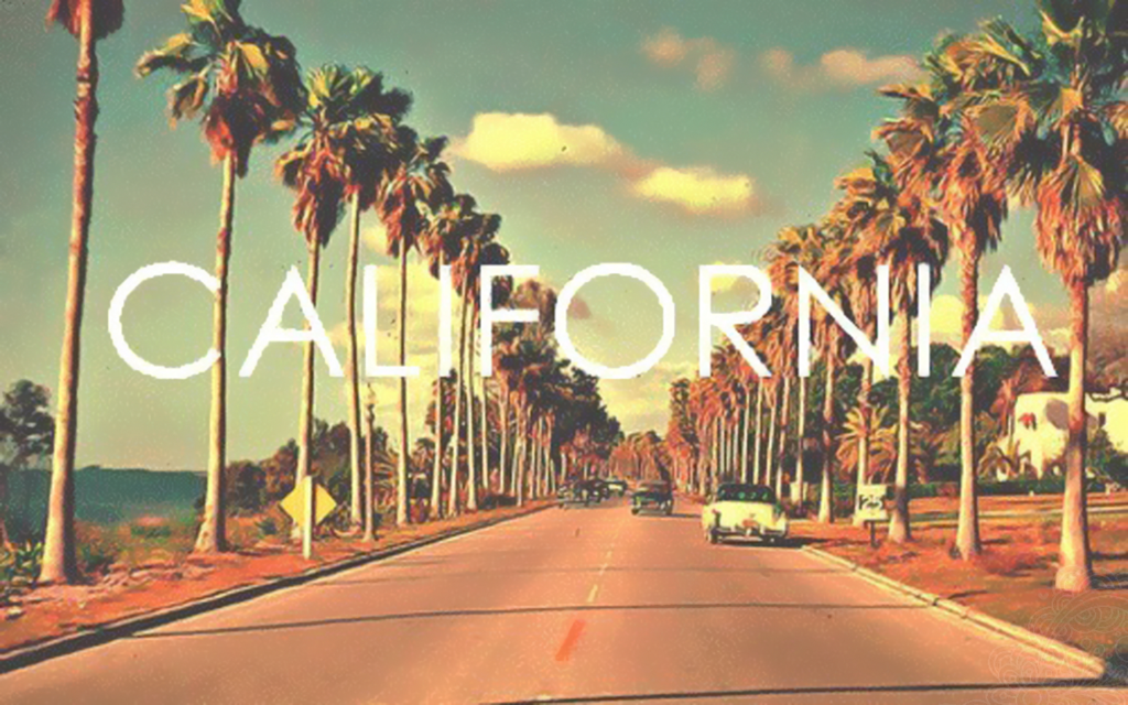 Free Download Wall California Love By Analaurasam 1024x640