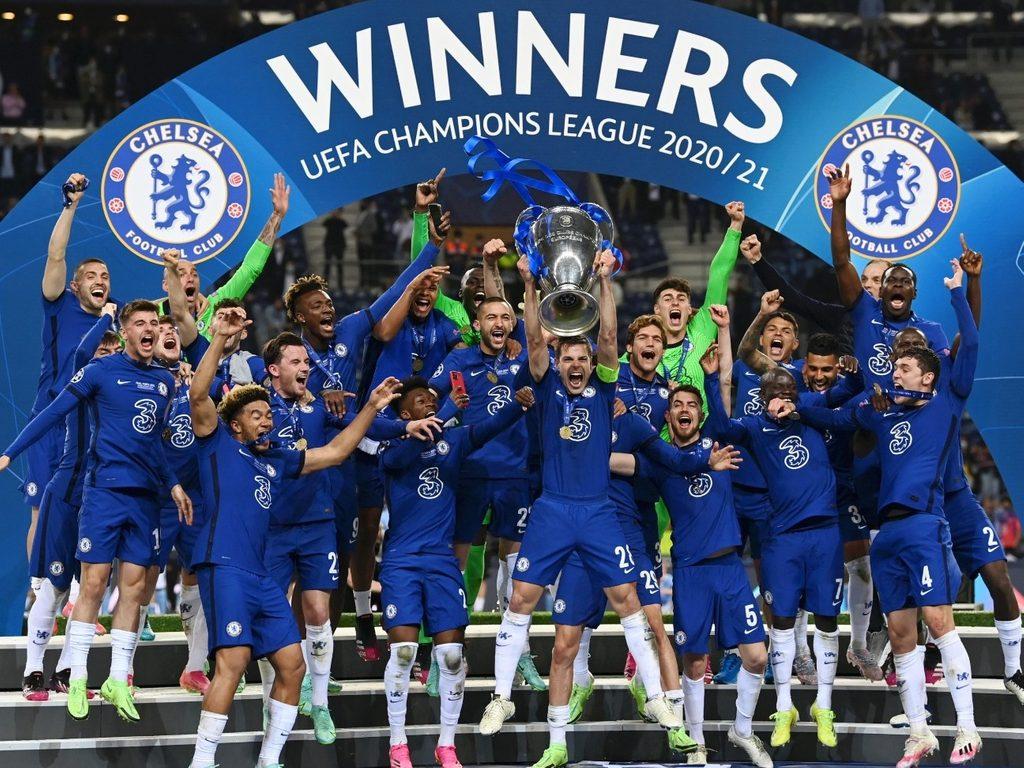 Has Chelsea ever won the UEFA Champions League 1024x768