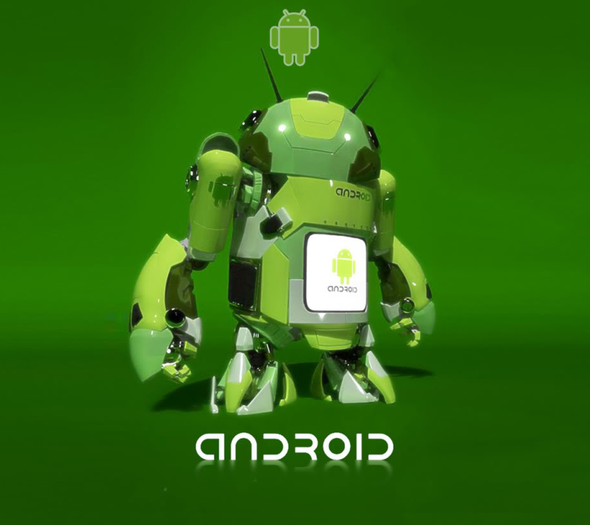 Cool Android Robot Hd Wallpaper Download wallpapers page 1215x1080